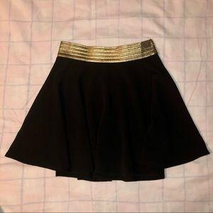 NWOT A'gaci Skater Skirt